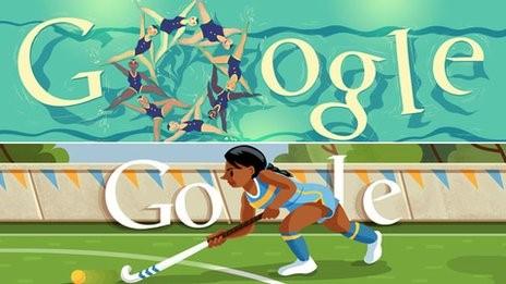 google doodle 2
